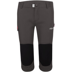 TROLLKIDS Hammerfest Pantalones 3/4 Niños, dark grey